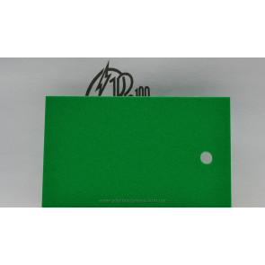 Lámina de pvc espumado verde